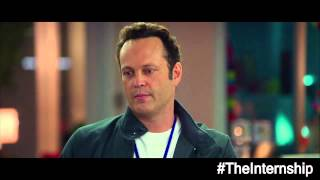 The Internship | Google Apps Exchangeagram | Clip HD