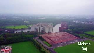 Drone view of Dhaka:-) ||dji phantom 4||Mehrab Raj drone drone view