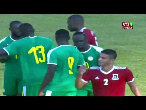 En direct Sénégal/guinée Equatoriale 2ème mi-temps (видео)