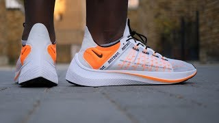 Nike EXP-X14 SE Quick Look & On Feet (White, Total Orange + Black) *Just Do It*