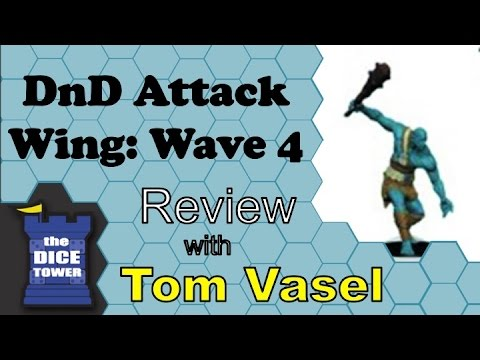 DnD Attack Wing Wave 4 Review
