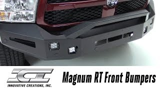 In the Garage™ with Performance Corner®: ICI Magnum RT Front Bumper