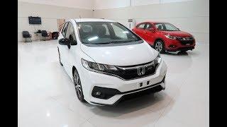 Honda Jazz Rs Cvt 2019 Putih Th Clip