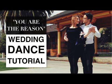 Wedding dance tutorials