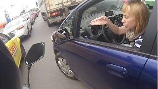 Женщины за рулем (часть 8) ★ Тематические подборки дтп