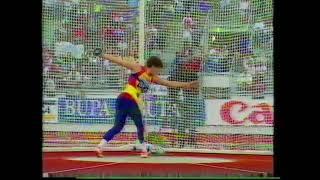Nicoleta Grasu 57.98m Discus - Helsinki 1994