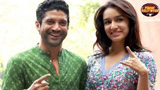 Farhan Akhtar Recommends Shraddha Kapoor For A Film Under His Banner