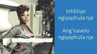AMANDA MO FT DJ MAPHORISA   PHULA (OFFICIAL AUDIO)