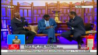 Jeff Koinange Live With PLO Lumumba And Barrack Muluka Part1