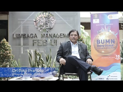 BUMN GOING GLOBAL - STRATEGY & ACTION PLAN