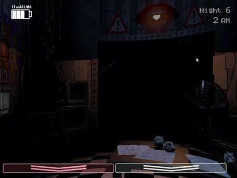 Five Nights at Freddy's 2 Прохождение #7. FNAF 2.