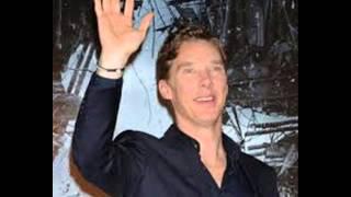 """your hands"" Benedict Cumberbatch and Porno Arcade Fire"