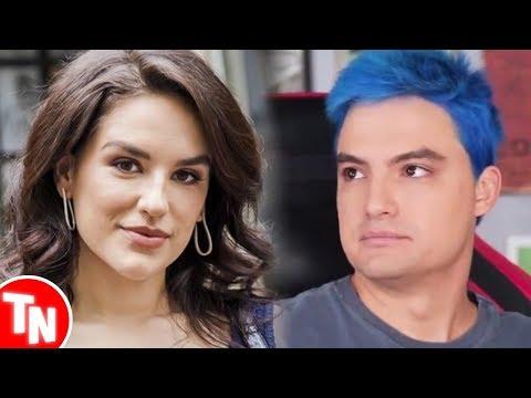 Kéfera comenta polêmica sobre sua foto nua, Felipe Neto reclama de fake news