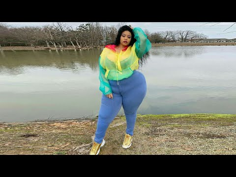Plus Size Curvy Women's Jeans Review – Look Suitable Jeans Fashion Ideas
