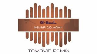 C-BooL - Never Go Away (TomoVip Remix)