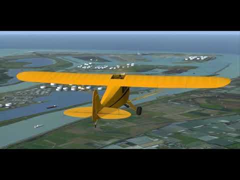 07 Piper J 3 EHRD 3000ft