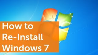 How to Re-Install Windows 7 in 99 Seconds