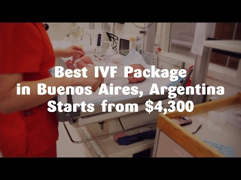 Best IVF Package in Buenos Aires, Argentina Starts from $4300