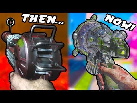 THE EVOLUTION OF THE RAY GUN IN CALL OF DUTY ZOMBIES ~ Black Ops 3 Zombies Chronicles