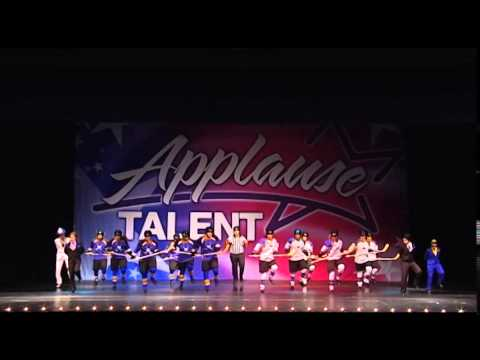 Best Novelty/Character/Musical Theater Performance - St Louis, MO 2014