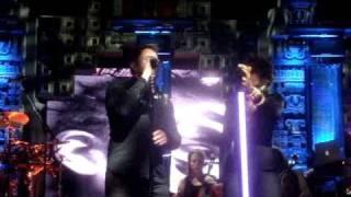 "Duran Duran w/ Kelis ""The Man Who Stole a Leopard"" @ the Mayan 3/23/11"