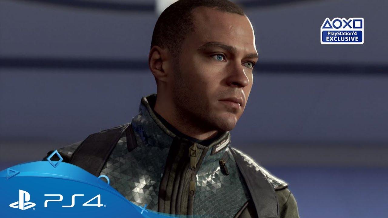 E3 2017 | Detroit: Become Human – Conoce a Markus, el tercer personaje jugable