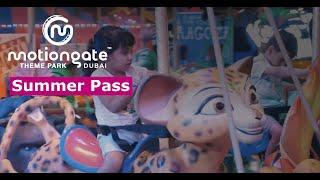 Summer Pass | MOTIONGATE Dubai