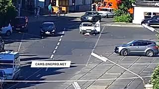 Сбил пешехода - 07.06.18