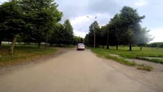 Велосипедист, который забыл что он за рулем автомобиля