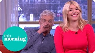 Holly's Wardrobe Malfunctions And More Of Our Presenters' Best Bits Of The Week | This Morning