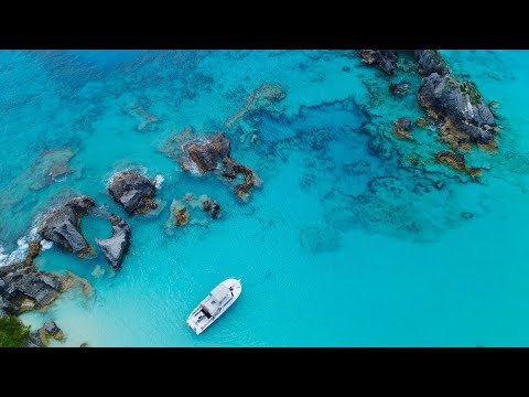Download Bermuda 4K Drone - Sky Full Of Stars © HD Mp4 3GP Video and MP3