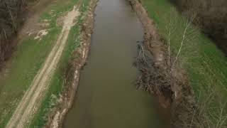 Water Level Logger Installation in Kentucky