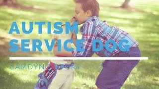 Autism Service Dog Feature: Camdyn's Story