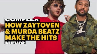 Gambar cover Murda Beatz & Zaytoven Reveal How They Create Hits for Drake & Migos