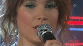 Minnah Karlsson - Everything I do I do it for you - Idol Sverige (TV4)