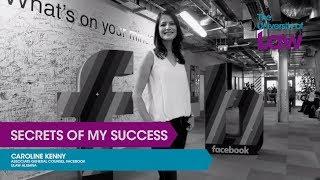 Set for Success: Caroline Kenny