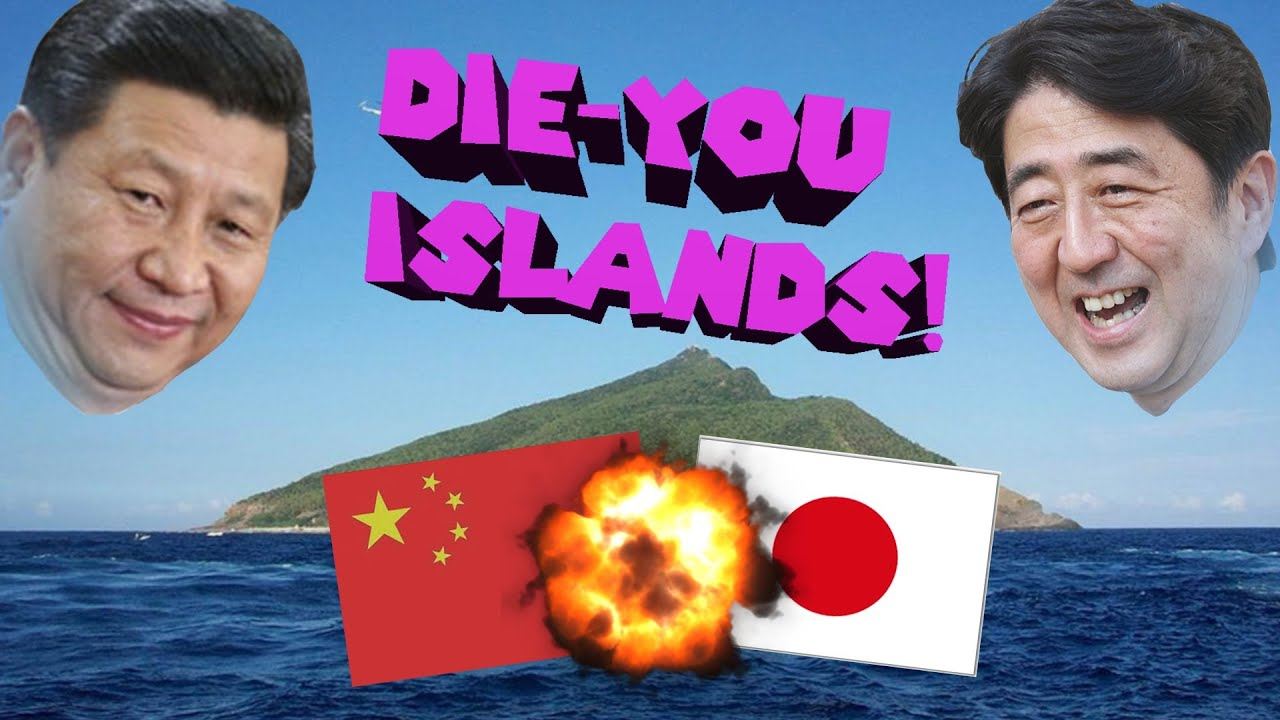China's Diaoyu-Senkaku Islands Air Defense Fun Zone! | China Uncensored thumbnail