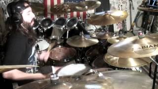 Glen Monturi - A Nightmare To Remember (Dream Theater Drum Cover)