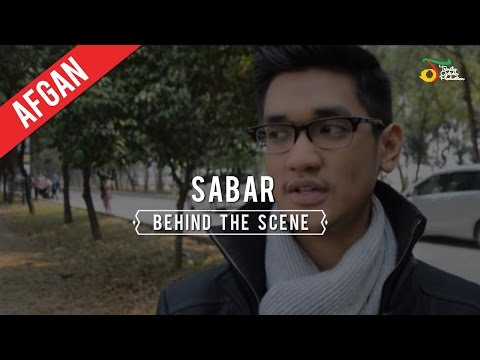 Afgan - Sabar | Behind The Scene - Trinity Optima Production
