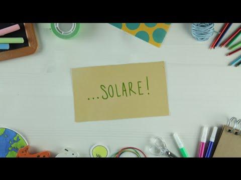 Spieghiamo l'energia... solare!