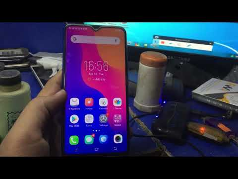 Vivo Y95 Y93 Y91 V11 V9 Reset Pattern Lock Frp Usb Only Without