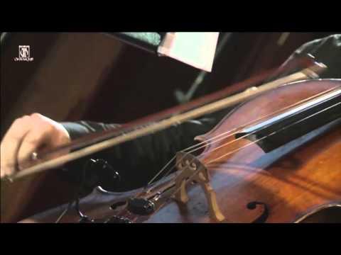 Georg Friedrich Haas - String Quartet nr 4 with live-electronics
