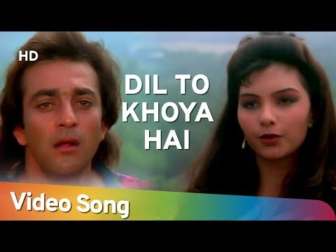 Dil To Khoya Hai Lyrics In Hindi – Andolan (1995)