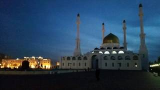 Астана глазами Москвича или один вечер в новом городе.