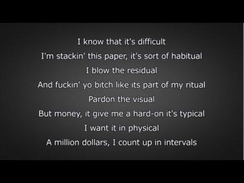 J. Cole - ATM (Lyrics)