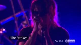 The Strokes 2015 (HD) Machu Picchu Live at Landmark Music Festival