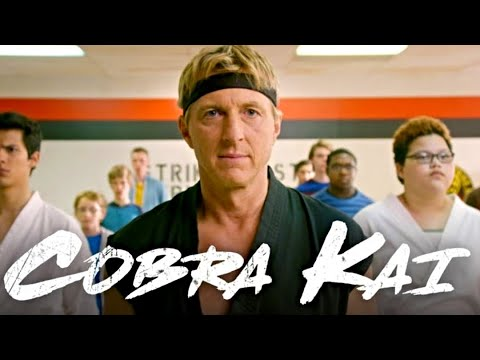 Trailer Cobra Kai