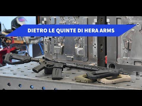 hera-arms: Dietro le quinte di HERA Arms. Un video esclusivo sulla produzione di armi e accessori