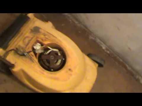 газонокосилка эксперт ремонт своими руками