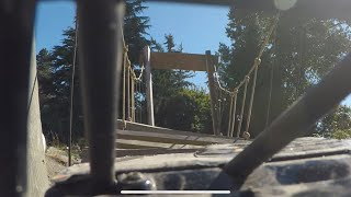 J&S Hobbies fpv of obstacle course!